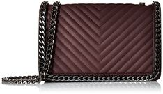 Women's Cross-Body Handbags - Aldo Greenwald Cross Body Handbag Bordo >>> Want additional info? Click on the image.