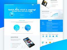 A website designed by Beichen Polar. Layouts, App, How To Plan, Website, Design, Apps