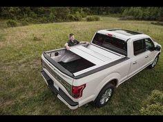 Herculoc Pickup Truck Bed Cover Youtube Truck Camper
