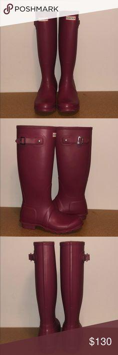 Brand New Hunter Boots NWOT Hunter Boots Shoes Winter & Rain Boots