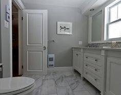 To everyone who hates grout cleaning (that includes me!) Have your tile installer grout with epoxy grout. We used Laticrete's. Pro brand. It's like day and night vs. regular grout. We did our master bath in 2008 and our kid's bath in 2011. In both baths the grout looks like new, even the on the shower floor. Never scrubbed any of it. Nothing penetrates it, no mold grows on it it does not discolor. Totally worth the extra cost.