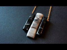[TUTO] Imitation Marbre / Polymer Clay Faux Marble - YouTube