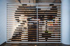 Michael Bierut SVA Exhibition New York Times Building
