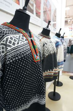 Shop for discount made-in-Norway Norwegian sweaters at the Dale of Norway factory outlet in Dale, Norway.