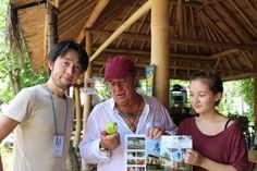 世界最先端の教育をジャングルで育む「グリーンスクール」に密着