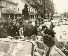 Main Street Plymouth. 1962