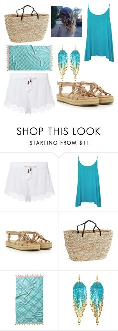 """""""Annie Cresta"""" by becca99pavis ❤ liked on Polyvore featuring Heidi Klein, WearAll, John Robshaw and NAKAMOL"""