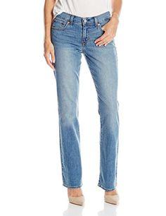 28b40ecbaea Levi s Women s 415 Relaxed Bootcut Jeans at Amazon Women s Jeans store  31 32L