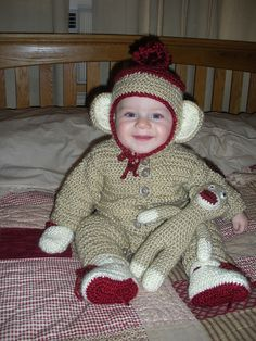 Pattern for the ONESIE online! Too cute!  I want one of these in my size
