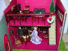 Asun, Dolls, Miniatures and Crafts: Pub Escala 1/12