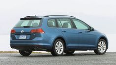 FIRST LOOK: 2017 Volkswagen Golf SportWagen 4Motion