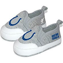 Baby Fanatic Indianapolis Colts Pre-Walk Shoes - NFLShop.com