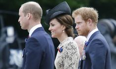 The British royal family remembers WWI battle in France: All the photos - HELLO! US