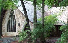 The Chapel at Callaway Garden by D.L.Tharpe Photography