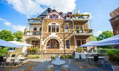 Hotel Villa Vinum à Cochem : Evasion et nature près de la Vallée de Moselle en Allemagne: #COCHEM 109.00€ au lieu de 170.00€ (36% de…