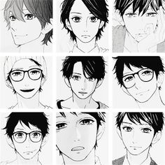 Bishounen: 18 Most Handsome Male Anime/Manga Characters Ever | Orzzzz