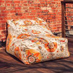 jaxx Casual Outdoor Living Ponce Bean Bag Lounge Chair | Wayfair