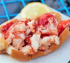 The Definitive LA Food Truck Guide | Seafood
