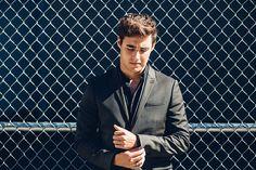 #JorgeBlanco Living In La, My Crush, Disney Channel, Male Beauty, Fangirl, Beautiful People, Suit Jacket, Husband, Actors