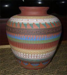 Navajo Pottery- Indian Village Mall- http://www.indianvillagemall.com