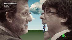 """""""Amigos para siempre"""", el videoclip sobre la amistad de España y Cataluñ..."""