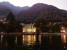 Luxury real estate in Laglio IT - Gorgeous Lakefront Trophy Estate - JamesEdition