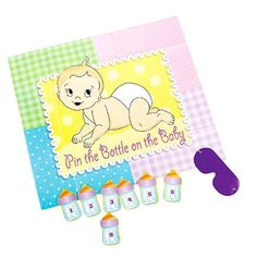 Pin The Bottle On The Baby Game Fun Express/Oriental Trading http://www.amazon.com/dp/B003DSB84I/ref=cm_sw_r_pi_dp_mp5Wvb17YM1PJ