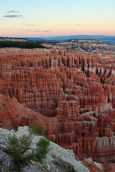Bryce Canyon National Park – Inspiration Point