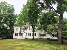Ford Mansion on the #FouthofJuly Weekend. #GardenState