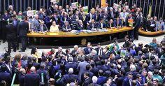 """osCurve Brasil : """"Votos da Câmara caracterizam acerto de contas com..."""