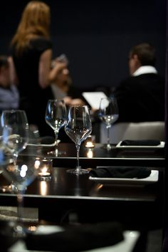Gorgeous Dining Room At Eden Burger Bar In Glendale CA