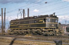 transpress nz: General Electric electric locomotive, 1931