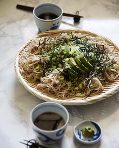 """333 Likes, 4 Comments - Erina 🌱 (@vegan_gohan) on Instagram: """"Lunch was cold soba noodles. お昼はざる蕎麦でした。…"""""""