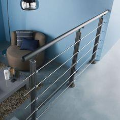 Escalier Magia 90 L 70 H Sol Sol 205 A 255cm En U Escalier