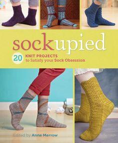 Sockupied: 20 Knit Projects to Satisfy Your Sock Obsession by Anne Merrow http://www.amazon.com/dp/B00KI2JW0O/ref=cm_sw_r_pi_dp_y5DHvb0TV2T40