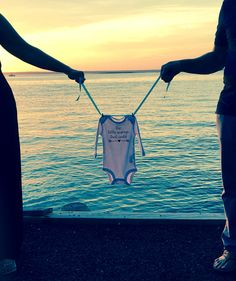 IVF pregnancy announcement