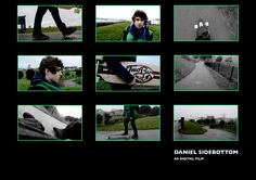 Digital Film, One Minute Short Film, Film Grid Digital Film, Short Film, Grid, Polaroid Film, Journey, The Journey
