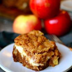 クリームチーズとりんごのコーヒーケーキレシピ|[暮らしニスタ] 暮らしのアイデアがいっぱい♪