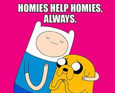 what time is it?  ADVENTURE TIME
