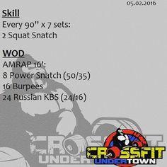 #wod #cftundertown #crossfit #workout #gymnastics #barbells #conditioning #metabolic #weightlifing #strength #skills #xeniosusa #roguefitness #kingsbox #supportyourlocalbox