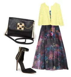 """""""Untitled #153"""" by amna-hakeem on Polyvore featuring Bebe and Sam&Lavi"""