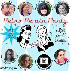 Retro Re-pin Party 16