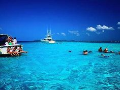 Cayman Islands - swimming with StingRays - Loved doing this Excursion.