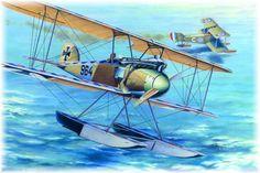 Albatros W-4.