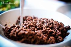 Paistettua jauhelihaa by Foodassion, via Flickr