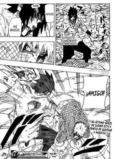 Naruto Manga 697 Español HD Online