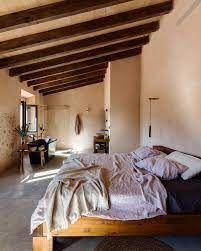 casa mana mallorca - Google Zoeken Hotel Mallorca, Open Showers, Hotels, Slow Travel, Everything, Minimalist, Flooring, Bedroom, Furniture