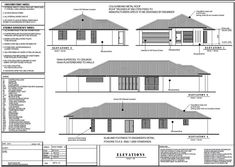 Cad DWG Version: 1942 Sq Foot or 190 4 Bedrooms duplex Ranch Style Floor Plans, Duplex Floor Plans, Modern House Floor Plans, Living Room Floor Plans, Farmhouse Floor Plans, Home Design Floor Plans, House Plans For Sale, Best House Plans, Small House Plans