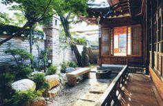 hanok homes  exterior   Architect dispels myths about hanok