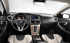 Volvo V 40 interior